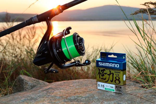 новинки в рыболовной ловли