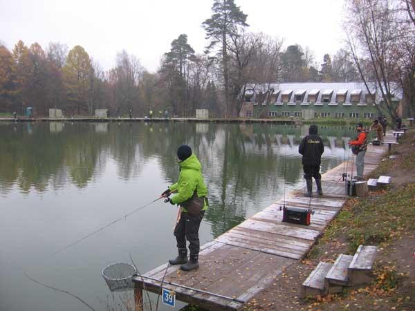 Рыбалка в ольгово 2017